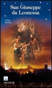 Copertina di 'San Giuseppe da Leonessa'