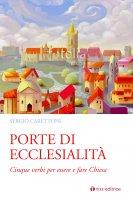Porte di ecclesialità - Sergio Carettoni