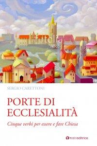 Copertina di 'Porte di ecclesialità'