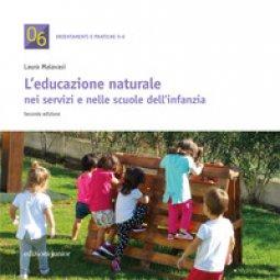 Copertina di 'Educazione naturale nei servizi e nelle scuole dell'infanzia'
