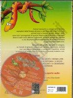 Immagine di 'Filastrocche degli animali. Con CD'