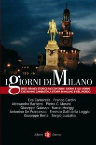 Copertina di 'I giorni di Milano'