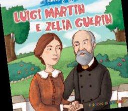 Copertina di 'Luigi Martin e Zelia Guerin'