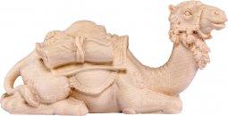 Copertina di 'Cammello sdraiato B.K. - Demetz - Deur - Statua in legno dipinta a mano. Altezza pari a 12 cm.'