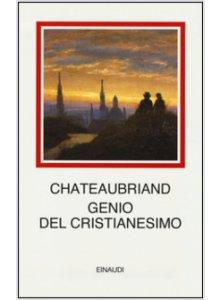 Copertina di 'Genio del cristianesimo'