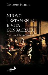 Copertina di 'Nuovo Testamento e vita consacrata'