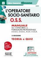 L'Operatore Socio-Sanitario (O.S.S.) - Redazioni Edizioni Simone