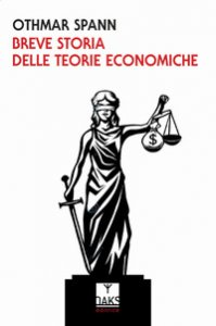 Copertina di 'Breve storia delle teorie economiche'