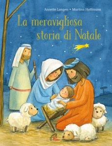 Copertina di 'La meravigliosa storia di Natale'