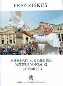 Copertina di 'Botschaft zur feier des Weltfriedenstages'