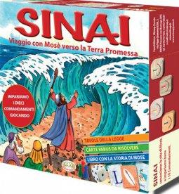 Copertina di 'Sinai. Viaggio con Mosé verso la Terra Promessa'