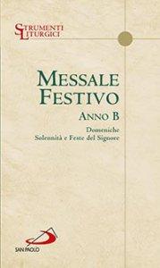 Copertina di 'Messale festivo anno B'