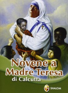 Copertina di 'Novena a madre Teresa di Calcutta'