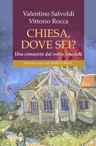 Copertina di 'Chiesa, dove sei?'