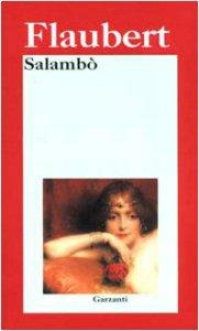 Copertina di 'Salambò'