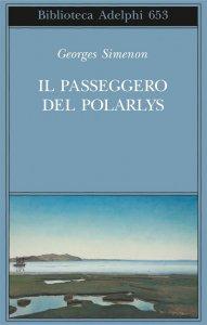 Copertina di 'Il passeggero del Polarlys'