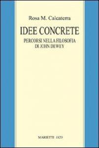 Copertina di 'Idee concrete'