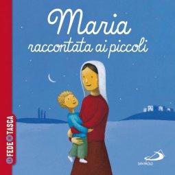 Copertina di 'Maria raccontata ai piccoli'