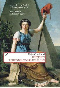 Copertina di 'Utopisti e riformatori italiani'