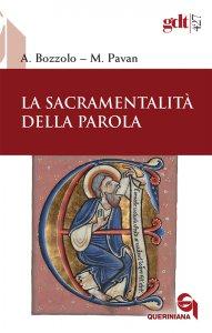 Copertina di 'La sacramentalità della parola'