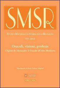Copertina di 'Studi e Materiali di Storia delle Religioni n. 1/2013 (volume 79)'
