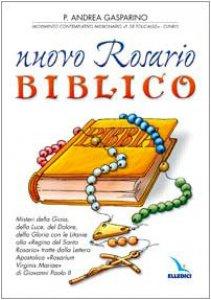 Copertina di 'Nuovo Rosario biblico'