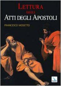 Copertina di 'Lettura degli Atti degli Apostoli'