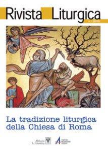 Copertina di 'Il missale espressione della traditio Ecclesiae'