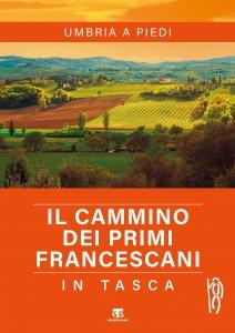 Copertina di 'Il cammino dei primi francescani in tasca'