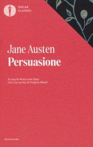 Copertina di 'Persuasione'