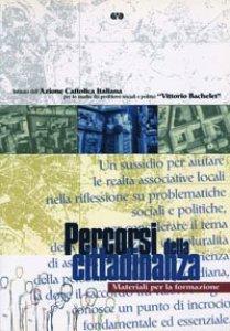 Copertina di 'Percorsi della cittadinanza. Materiali per la formazione'