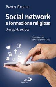 Copertina di 'Social network e formazione religiosa'