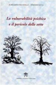 Copertina di 'La Vulnerabilita' Psichica e il pericolo delle Sette'