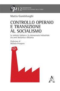 Copertina di 'Controllo operaio e transizione al socialismo. Le sinistre italiane e la democrazia industriale tra anni Settanta e Ottanta'