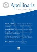 El debate sinodal (2014) sobre la situación eclesial de los fieles divorciados y casados de nuevo civilmente - Federico R. Aznar Gil