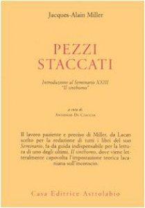 Copertina di 'Pezzi staccati. Introduzione al seminario XXIII. «Il sinthomo»'