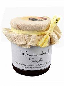 Copertina di 'Confettura extra di fragole 220 gr.'