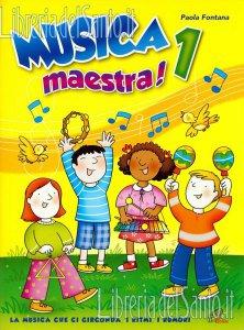 Copertina di 'Musica maestra! 1'