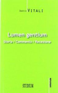 Copertina di 'Lumen gentium'