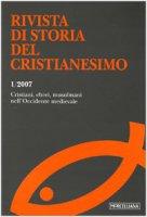 Rivista di storia del cristianesimo (2007)
