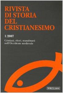 Copertina di 'Rivista di storia del cristianesimo (2007)'