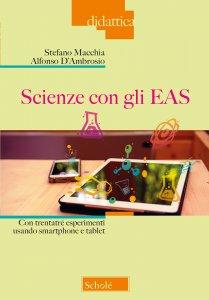 Copertina di 'Scienze con gli EAS'