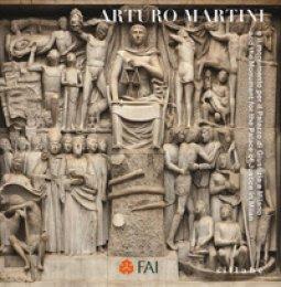 Copertina di 'Arturo Martini e il monumento per il Palazzo di Giustizia-And the monument for the palace of justice in Milan. Ediz. a colori'