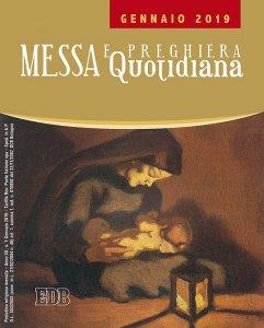 Copertina di 'Messa e Preghiera Quotidiana - Gennaio 2019'
