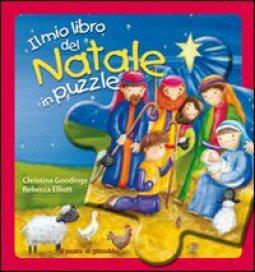 Copertina di 'Il mio libro del Natale in puzzle'