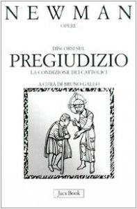Copertina di 'Discorsi sul pregiudizio. La condizione dei cattolici. Estate 1851 [vol_10]'