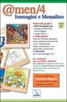 @men, Cd rom 4. Immagini e Messalino. Anno C. Con calendario liturgico