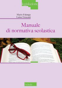 Copertina di 'Manuale di normativa scolastica'