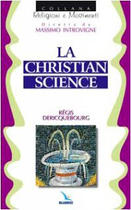 Copertina di 'La christian Science'