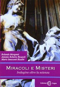 Copertina di 'Miracoli e misteri'
